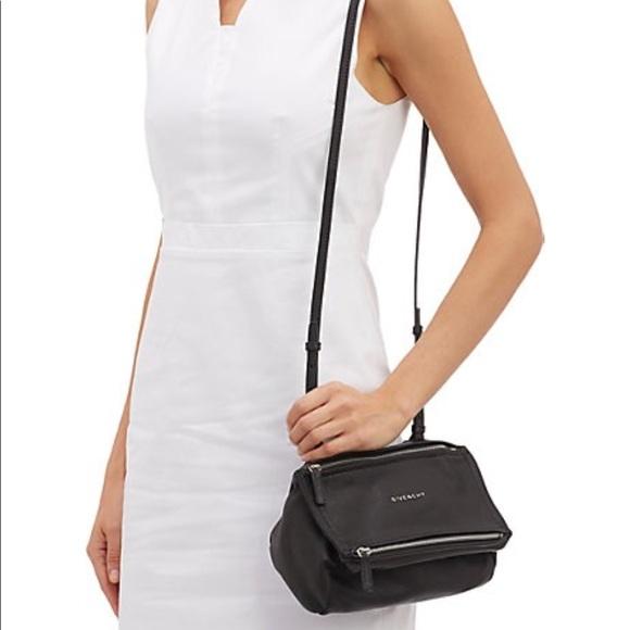 59af61bad639 Givenchy Handbags - Authentic Givenchy mini Pandora crossbody bag